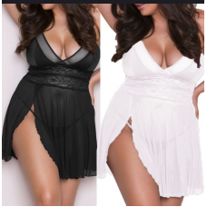 VOLUPTUOUS PLUS SIZE NEGLIGEE