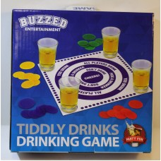 Tiddly Drinks Drinking Game.