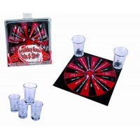 SPIN , SIP or STRIP DRINKING GAME
