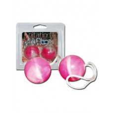 AGITATING DUO BALLS PINK