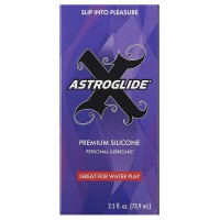 Astrologist X Premium Silicone Personal Lubricant 4 ML